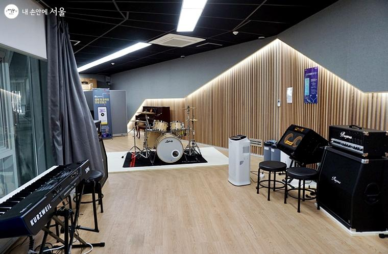 음악연습실 (대).