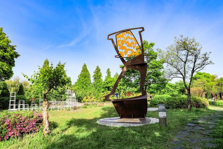 '평화의 공원' 숨은 정원 찾기!