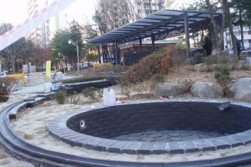 도심 속의 오아시스 '상계동 원터약수터' 새모습 단장