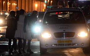 NFC 안심귀가서비스, 모든 서울 택시에 적용