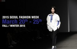 2015 SEOUL FASHION WEEK