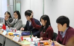 2013년 ICLEI 청소년 모의세계총회 모습