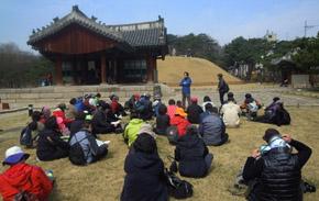 강남에서 만나는 세계문화유산 조선왕릉