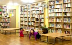 어른들도 아이들도 편안히 쉴 수 있는 언니네 작은도서관