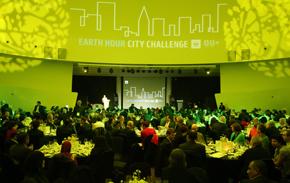 [포토] '글로벌 최우수 도시' 수상 현장