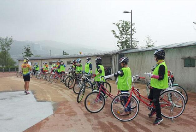 자전거교육