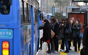 서울 시내버스 기사의 하루는?