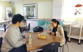 애란원 관계자와의 인터뷰