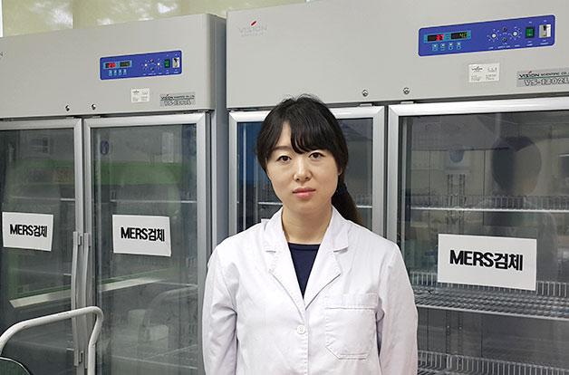 서울시보건환경연구원 김영은 보건연구사