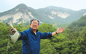 [서울사랑] 불암산을 빌려 살아왔습니다