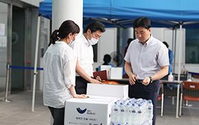 서울의 기업·단체들 메르스 극복 돕는다