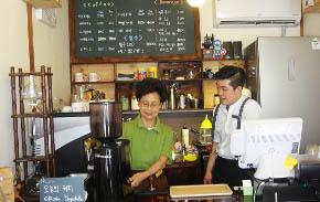 동작구 '커피현상소'의 남다른 커피향