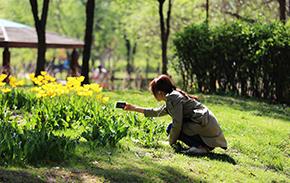 [포토] 누구나 '공원사진사'가 될 수 있어요~