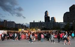 10월 셋째 주까지, 주말마다 한강의 밤을 밝힐 `서울 밤도깨비 야시장`
