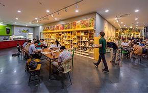 시민청 공정무역 카페