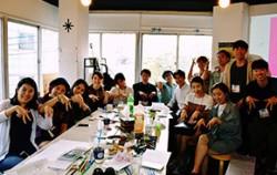 `창신은대학`에 참여한 참가자들