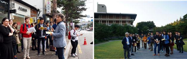 [2014 서울건축문화제]에서 진행한 건축문화투어