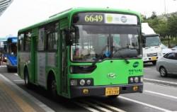 천만 서울시민의 가장 친근한 교통수단인 버스