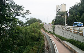 서울우수경관이 숨겨진 둘레길이 있다?
