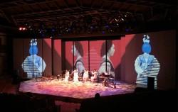국악콘서트 [평롱[平弄]: 그 평안한 떨림]의 한 장면