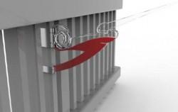 서울디자인재단이 시민 안전과 교량의 심미성을 위해 적용한 불법 현수막 부착방지 조형물