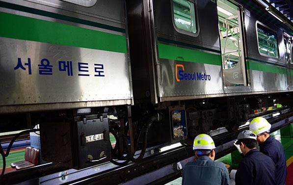 지하철 작은 부품까지 이력관리…고장 줄인다