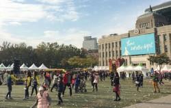 2015년 11월 `서울나눔천사 페스티벌` 장면 ⓒ시민작가 양승조