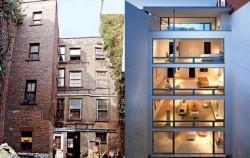 리모델링 사회주택(고시원) 변경 전후(사례)