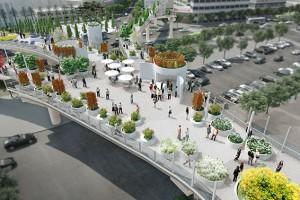 서울역 고가 설계안 확정…다음달 착공