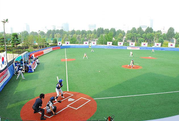 어린이 홈런왕 야구교실