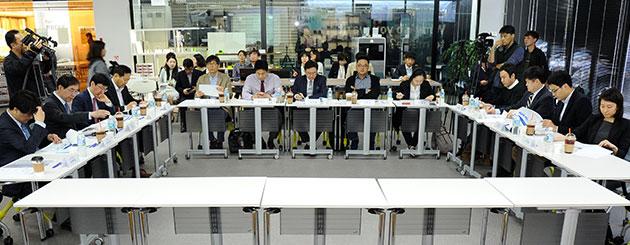 서울시와 핀테크 업계 대표 기업들