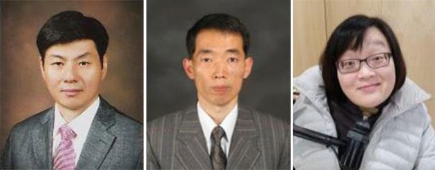 문병길, 김락우, 이현정 씨(좌측부터)
