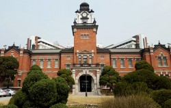지금은 서울대학교 병원 의학박물관으로 쓰이는 옛 대한의원 전경
