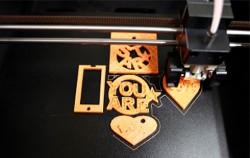 3D 프린팅 출력물 사진