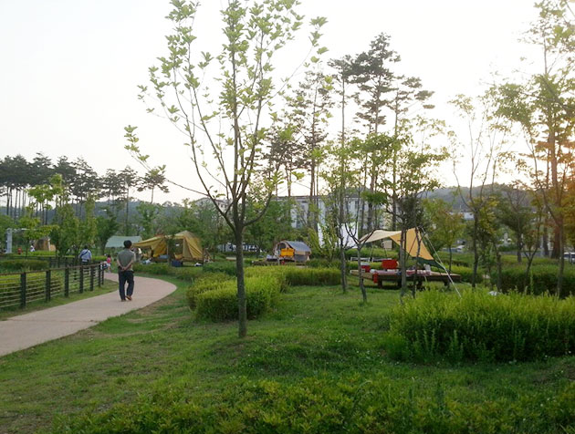 구로 천왕공원