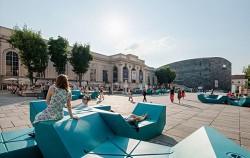 비엔나 뮤제움 콰르티어(Museums Quartier) ⓒ오스트리아 관광청