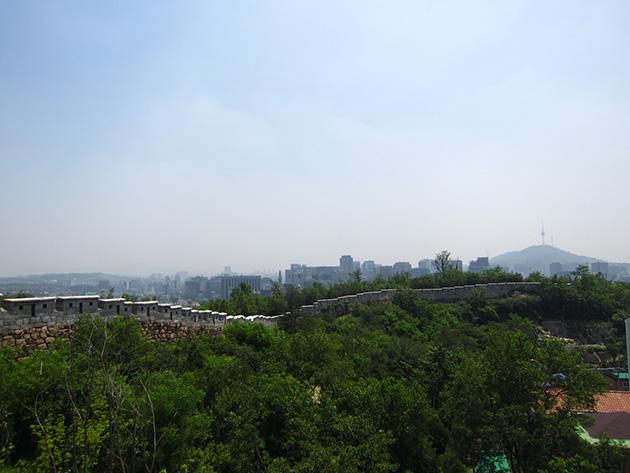 서울의 울타리 한양도성