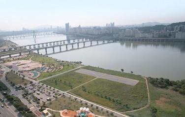 한강 드론공원