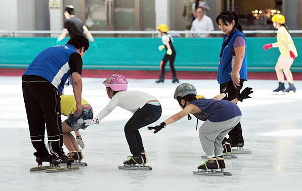 3천원으로 배울 수 있는 스케이팅 교실