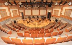 돈화문국악당 공연장(지하2~3층) 전경