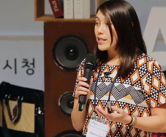 멜리찬 씨, 킨예인터내셔널 설립자