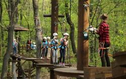 중랑청소년 체험의 숲