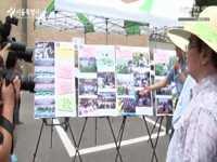 도시재생 현장시장실 – 성곽마을 행촌권을 가다 [대신중고등학교_옥상텃밭]