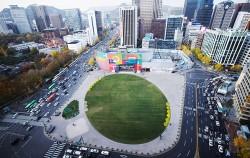 서울광장 모습