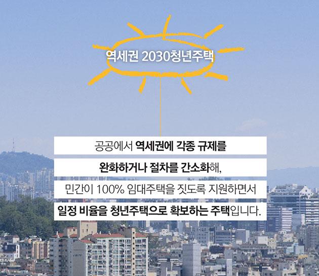 역세권 2030 청년주택