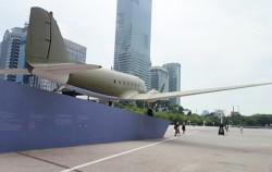 C-47 비행기 전시관