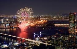서울 세계 불꽃 축제ⓒ뉴시스