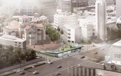 오는 2018년 6월 완성될 `세종대로 역사문화 특화공간`