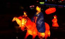 보고만 있어도 기분 좋아지는 청계천 '서울빛초롱축제'