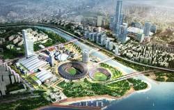 서울 동남권 국제교류복합지구 민간 제안 조감도